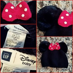 ae17cc8cc27 disney baby Accessories - Disney Baby Baby Gap Minnie Mouse Beanie Hat